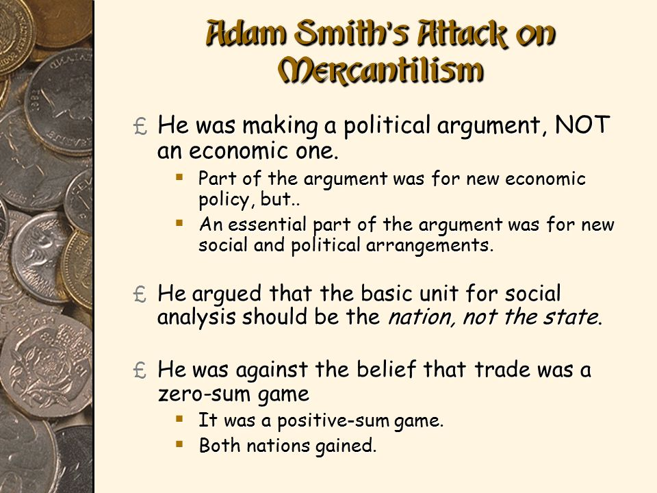 An analysis of labor force in wealth of nations by adam smith