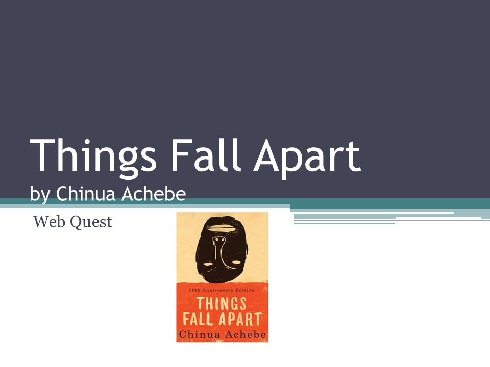 an analysis of the characters in things fall apart by chinua achebe Free study guide: things fall apart book summary / analysis / chapter notes / free book notes / online / download / by chinua achebe.