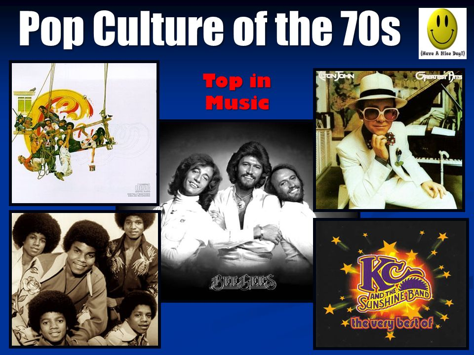culture and music of the 70s essay Psychedelic music and the culture of the 1960s and the music of the period had an enormous influence and impact on the way we express ourselves in the modern era.