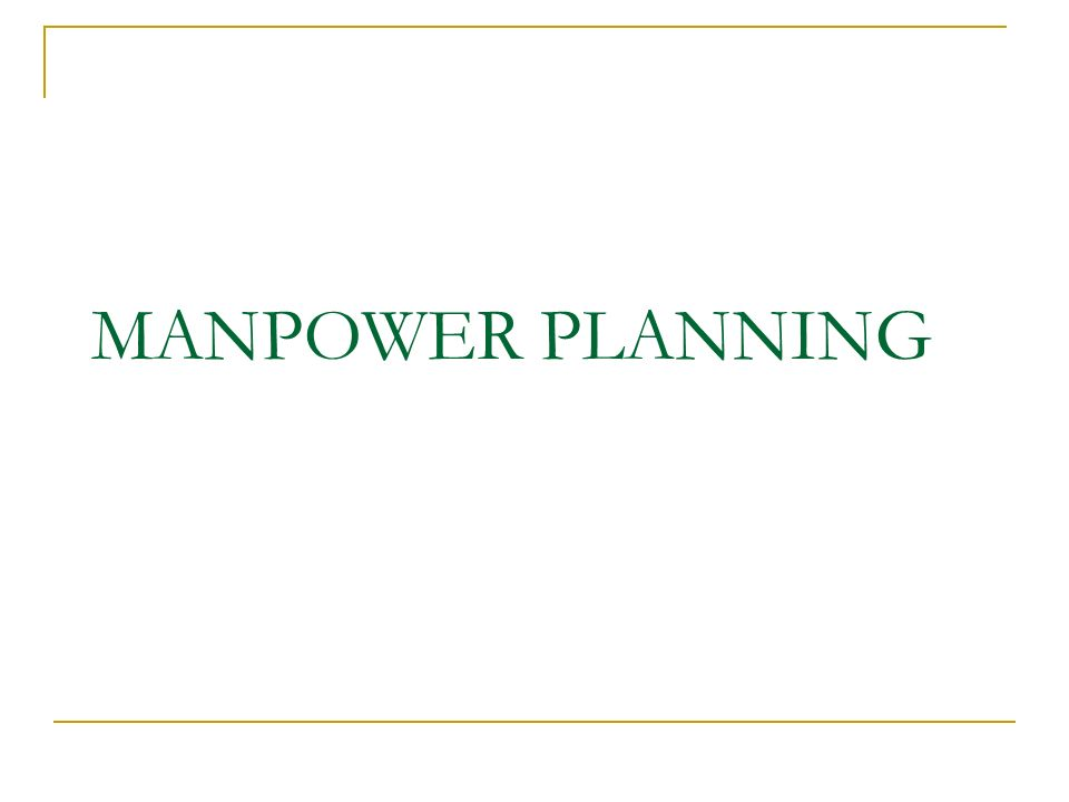 Image result for Manpower Planning
