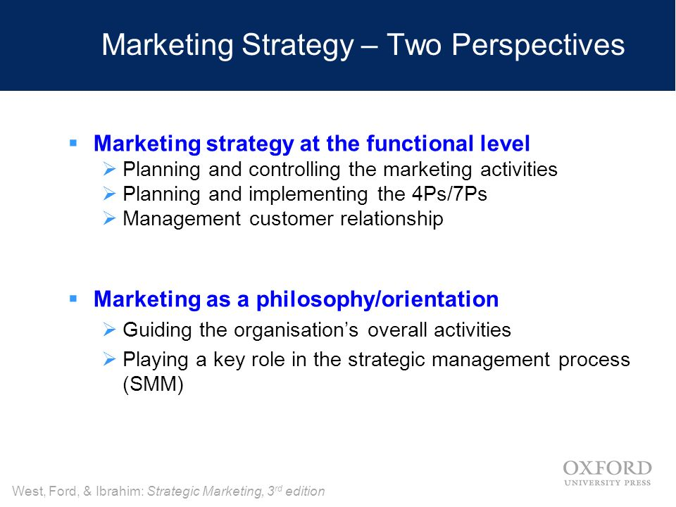 What Is a Marketing Philosophy?