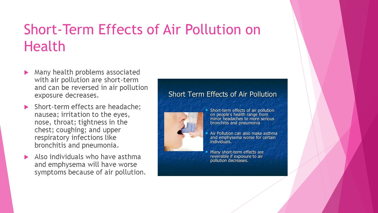 environmental effects of air pollution Pdf version (542 kb) outdoor air pollution is one of china's most serious environmental problems coal is still the major source of energy, constituting about 75% of all energy sources.