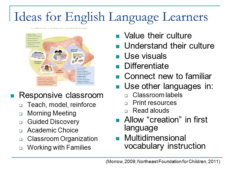 literacy instruction for english language learners