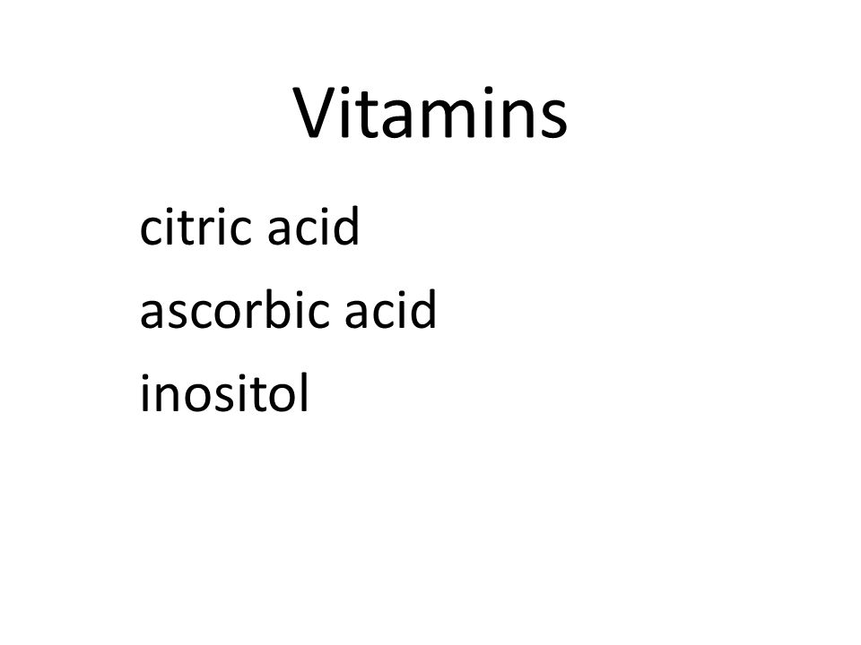 are citric acid and ascorbic acid In some cases, some recipes you can substitute citric acid for ascorbic acid  however, if it is a canning recipe which calls for ascorbic acid to raise the ascidity  of.