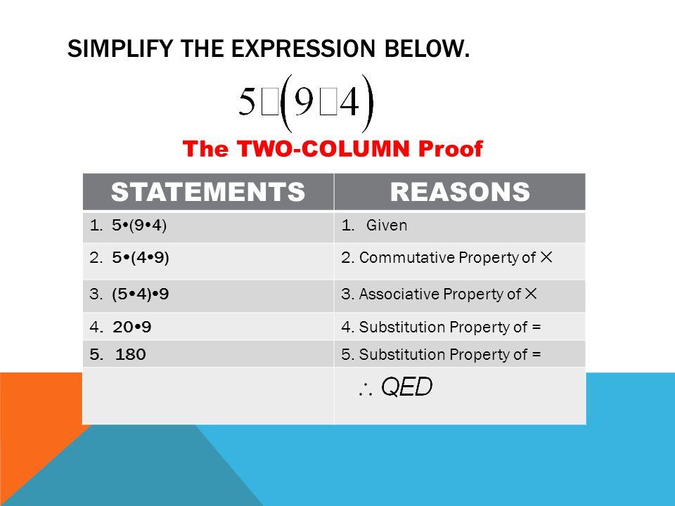 Fine How To Simplify A Math Problem Gallery - Worksheet Mathematics ...