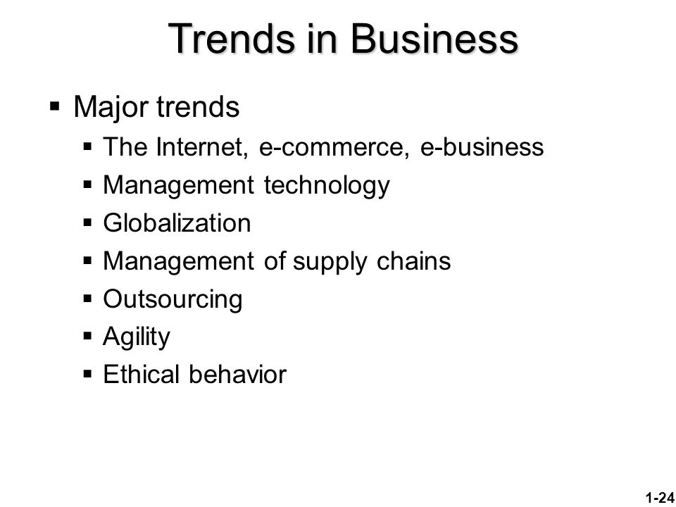 major trends in management approaches This international trends report provides an annual overview of  broad and includes such issues as oxford's approach to:  with three major new initiatives.