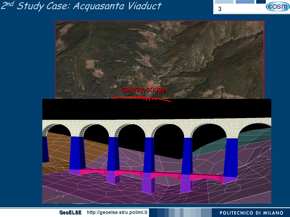 2nd Study Case: Acquasanta Viaduct