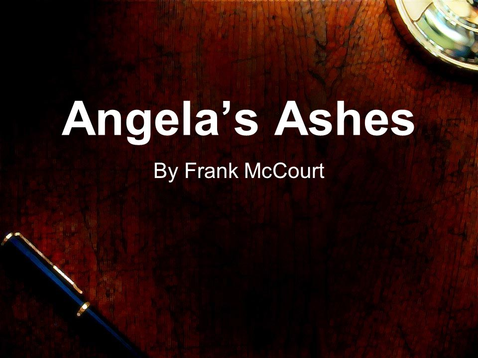 angelas ashes themes