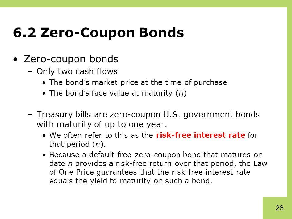 zero coupon bonds essay