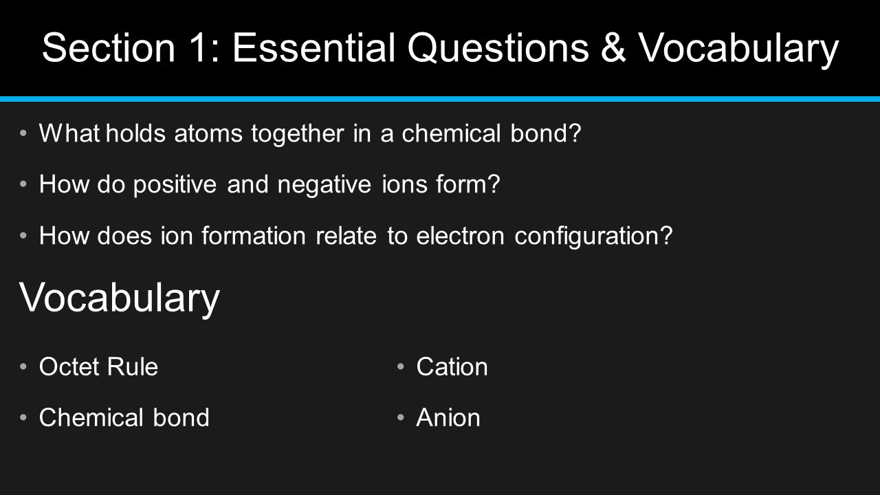 Ionic Compounds and Metals - ppt video online download