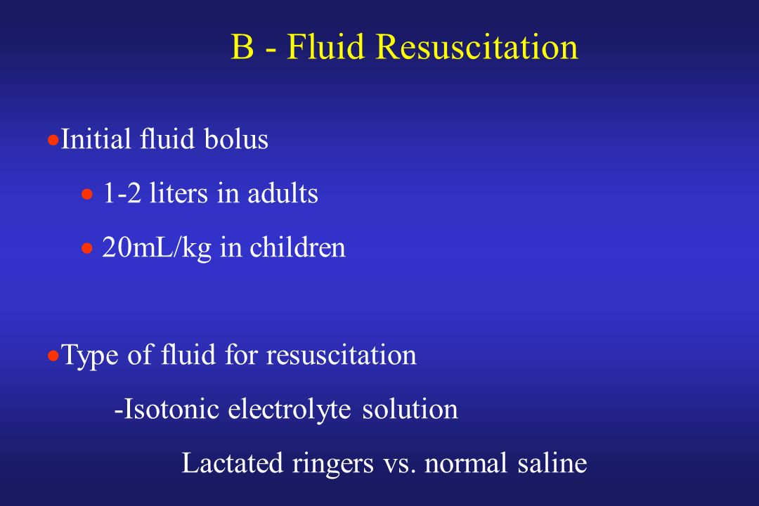 hypotension shock hemorrhage and iv fluid resuscitation ppt