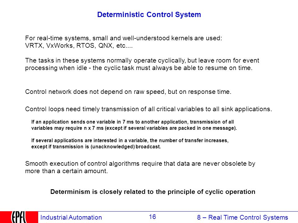 deterministic systems 38 ii explicit model checking for the analysis of deterministic sys- tems 41 6  model checking based control of deterministic systems 45 61 introduction.