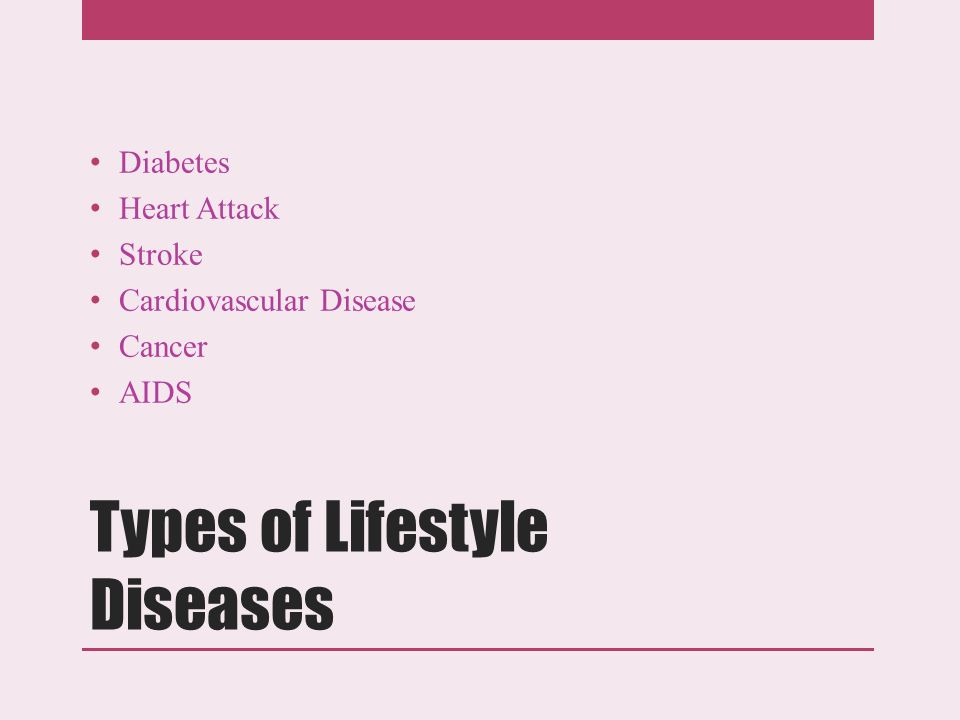 Lifestyle Diseases Chapter 17 Pg ppt video online download