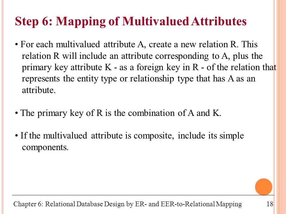 how to create multivalued attribute in oracle