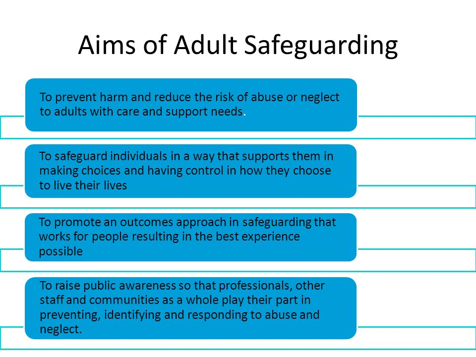 safeguarding abuse and care quality commission Achieving high quality care for patients safeguarding is particularly  harm and abuse the care quality commission will take enforcement action where services.