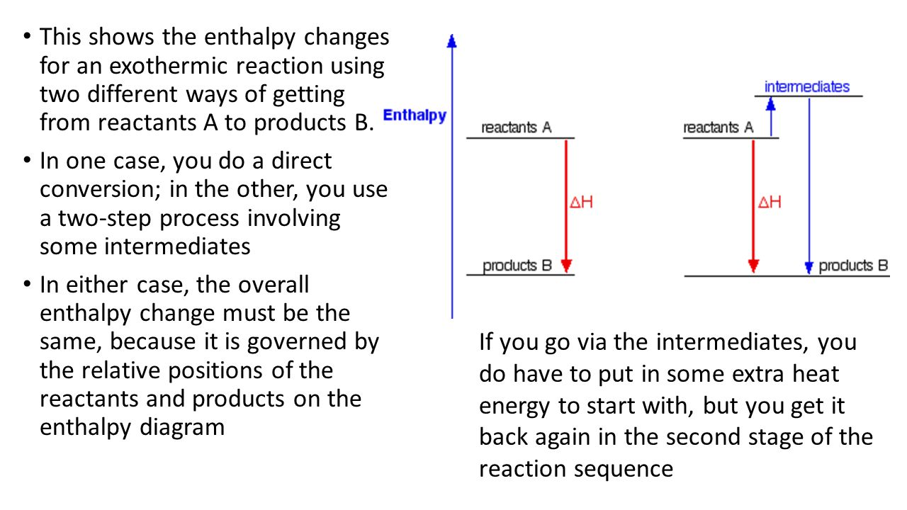 evaluating an enthalpy change that cannot Enthalpy will change depending on the temperature when we calculate enthalpy, the sum of internal energy and the product of pressure and volume, we calculate it for a specific temperature.