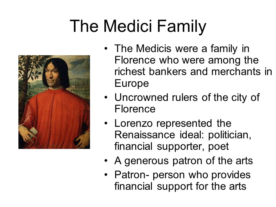 medici family of europe The medici family – the leaders of florence  the notorious and prominent medici family first attained wealth and political  and married into many of europe's.