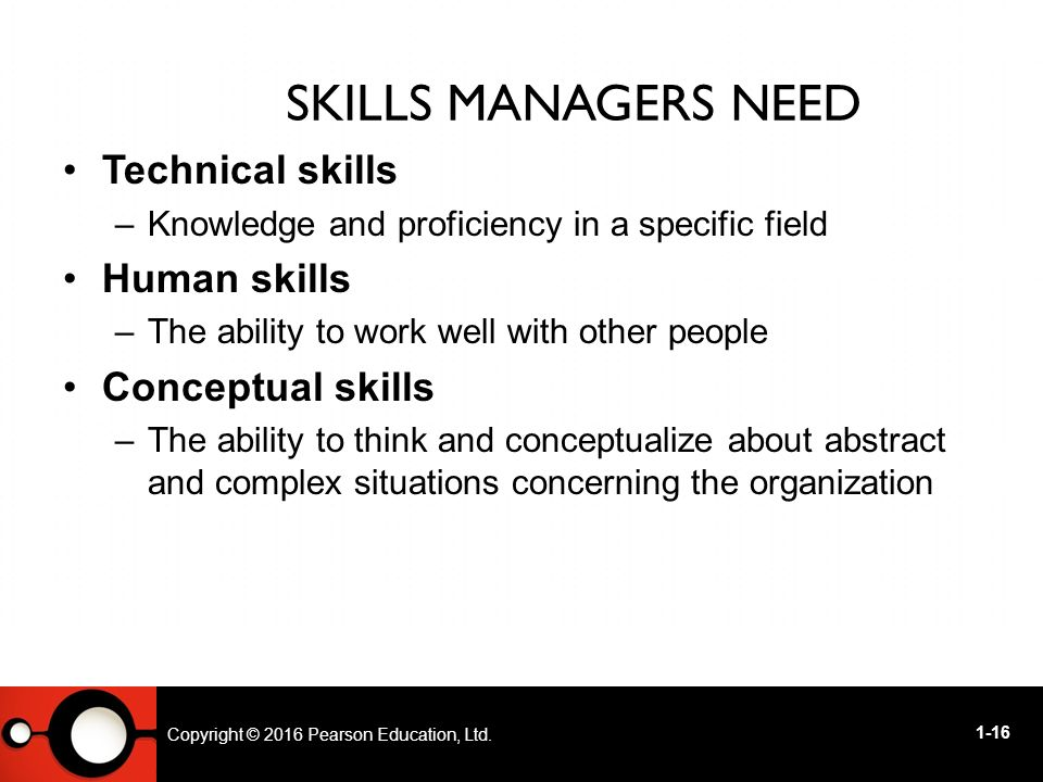 the three human skills a Three skills every 21st  all three of these executives should  a version of this article appeared in the january–february 2012 issue of harvard business review.
