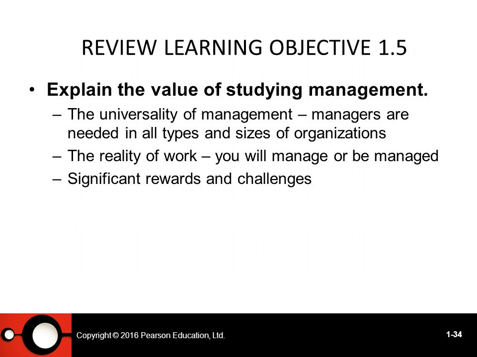 universality of management Start studying chapter 1 management terms learn vocabulary, terms, and more with flashcards, games, and other study tools universality of management.