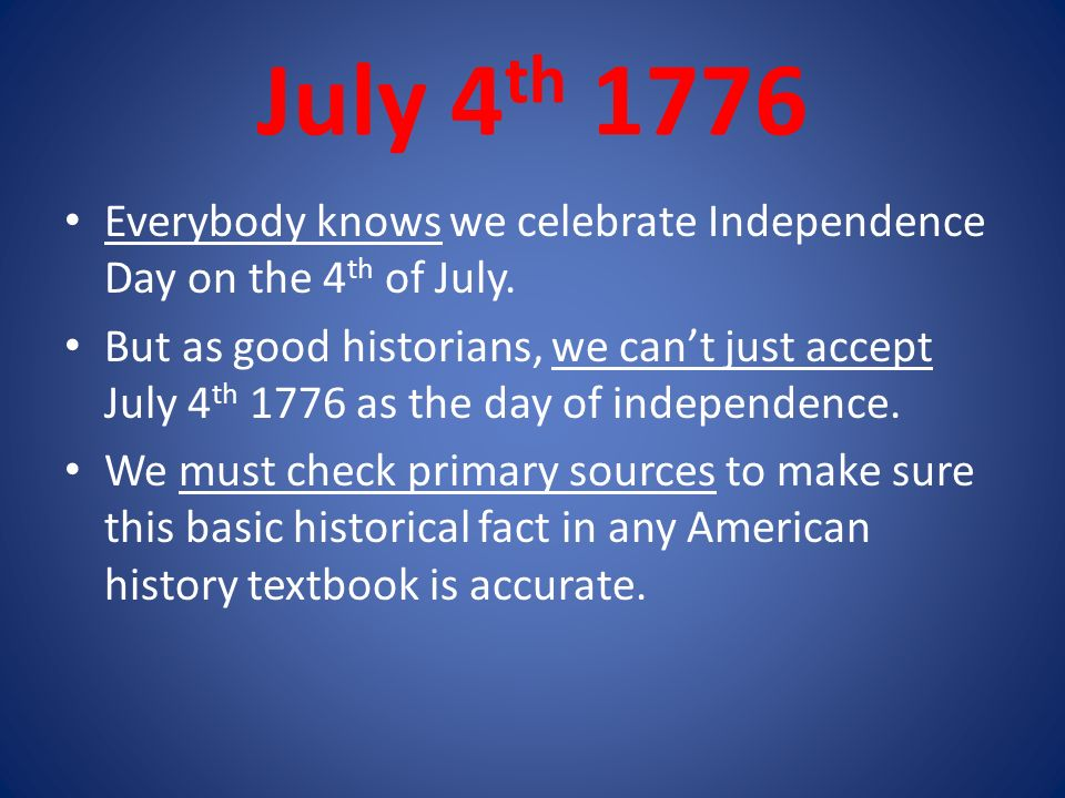 The Declaration Of Independence Ppt Download