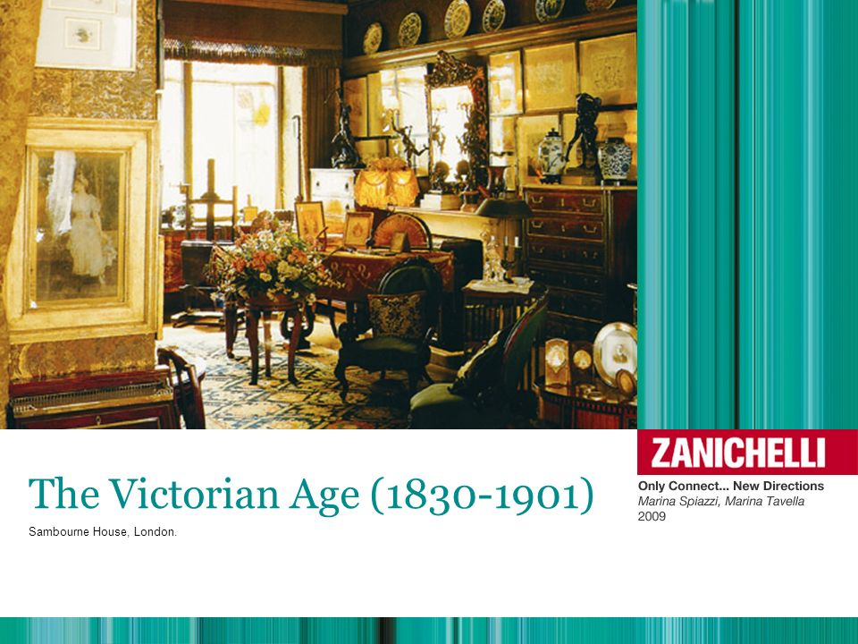 The Victorian Age (1830-1901) The Victorian Age