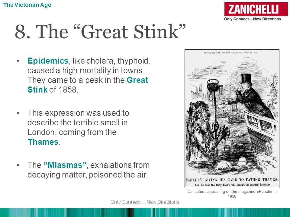 The Victorian Age 8. The Great Stink