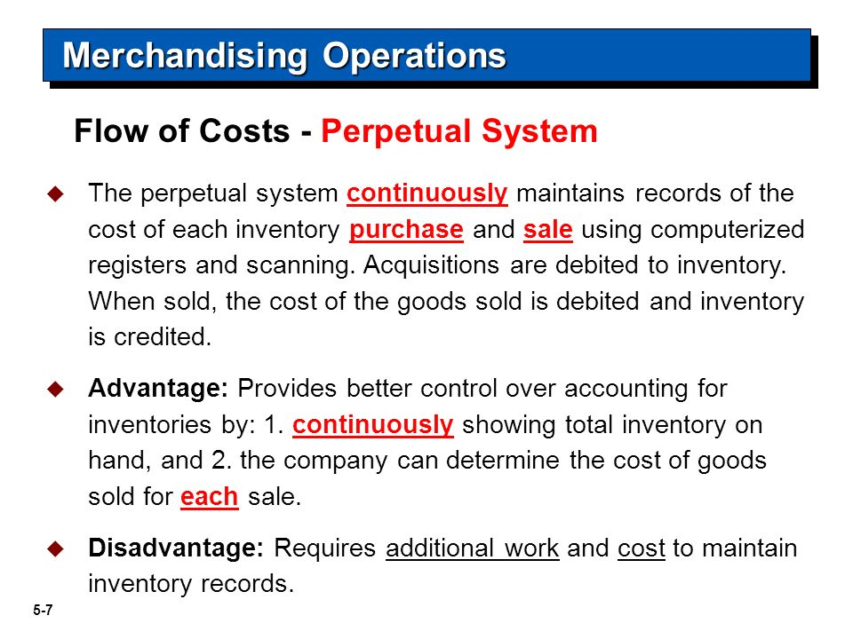 local companies using a inventory system When a parent and its subsidiary use a periodic inventory system rather than a perpetual system, the income and asset balances reported in the consolidated financial statements are: i affected only if there are upstream intercompany sales of inventory.