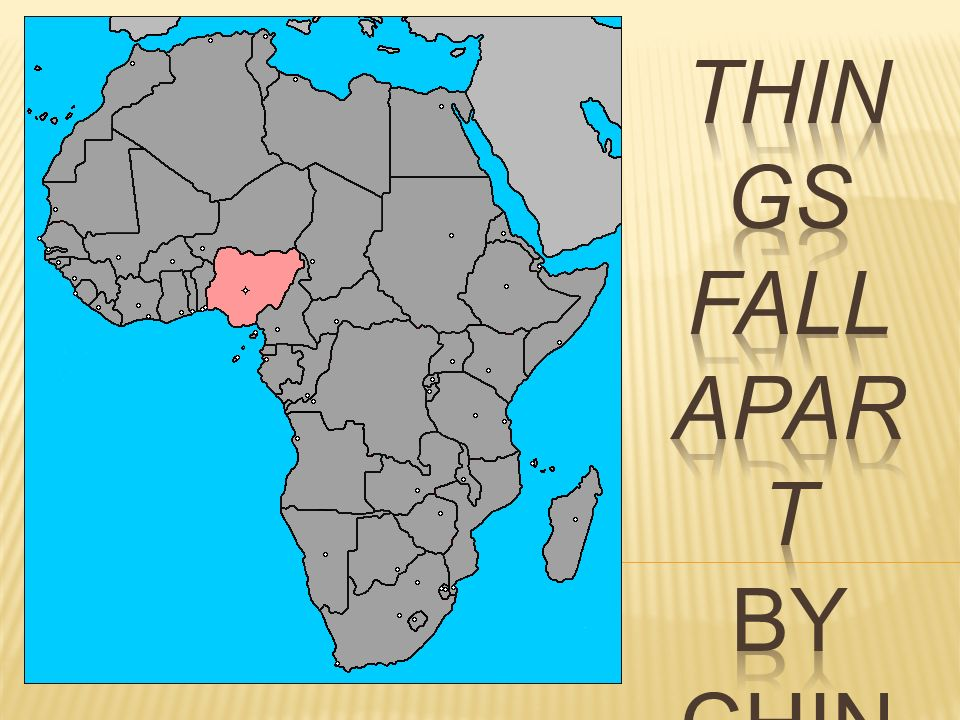 an analysis of things fall apart by achebe Free study guide: things fall apart book summary / analysis / chapter notes / free book notes / online / download / by chinua achebe.