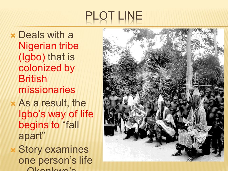 things fall apart by chinua achebe ppt video online download