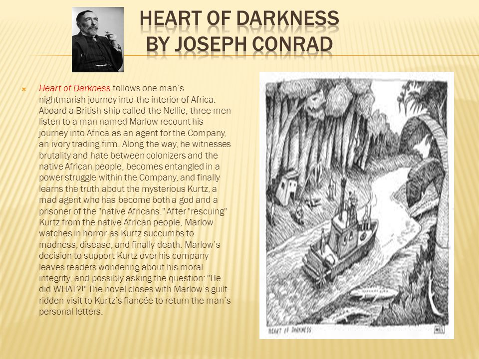 heart of darkness thinfs fall apart