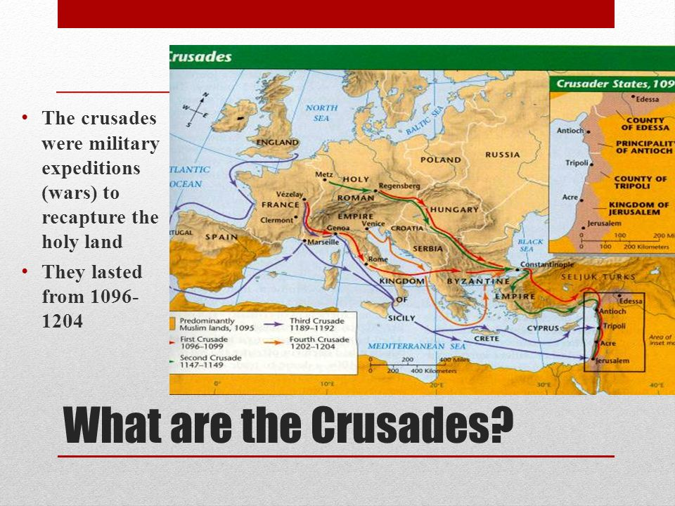 the military purpose of the crusades expedition The crusades were a series of religious wars fought by christian kingdoms against muslim kingdoms beginning in 1096 and ending in 1291 the goal of the crusades was to help fellow christians of the byzantine empire repel attacking seljuk turks and recover the christian holy land that was taken from the christian byzantines by muslim.