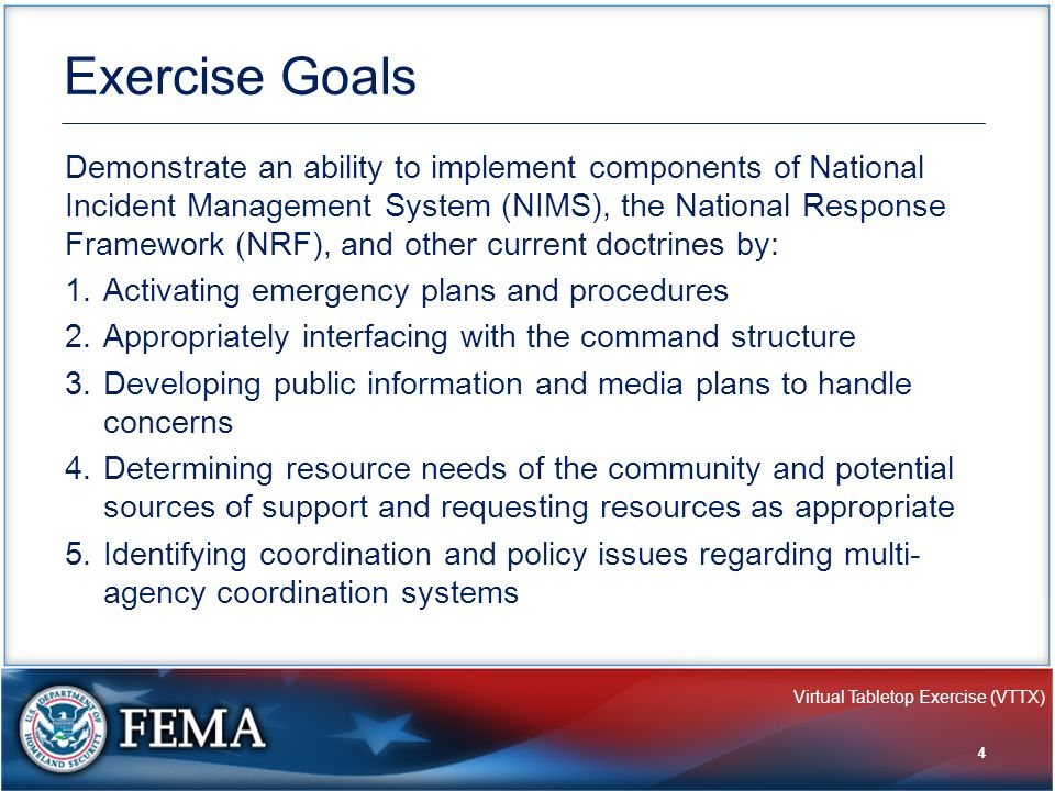 Nims September 2007 Incident Command System Ics National