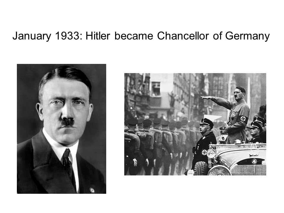 the reasons hitler became chancellor essay Free essay: hitler's rise to power there are many reasons why hitler came to power in 1933 these reasons can be categorised in a variety of ways one of the.