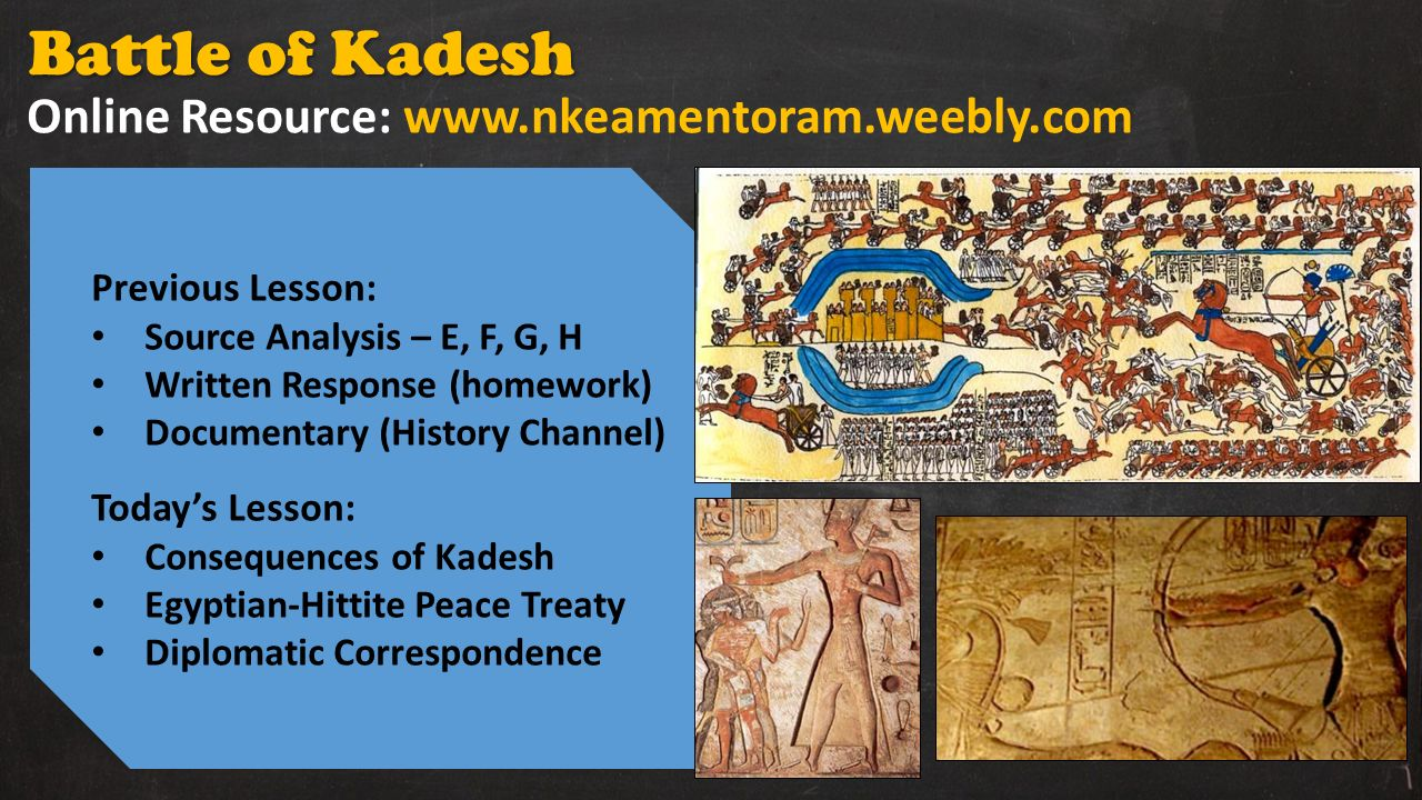 Battle of kadesh essay writer