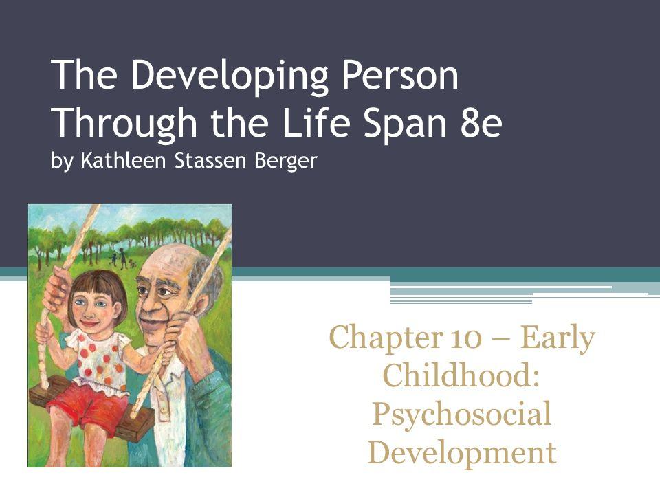 early childhood psychosocial development essay