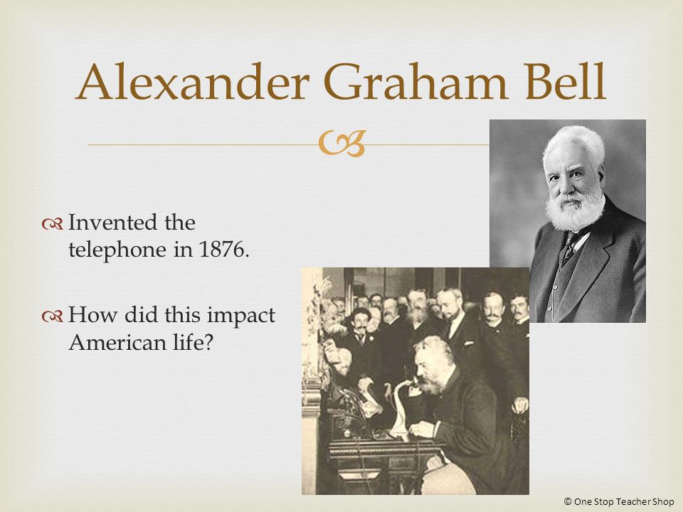 life of alexander graham bell and his greatest invention