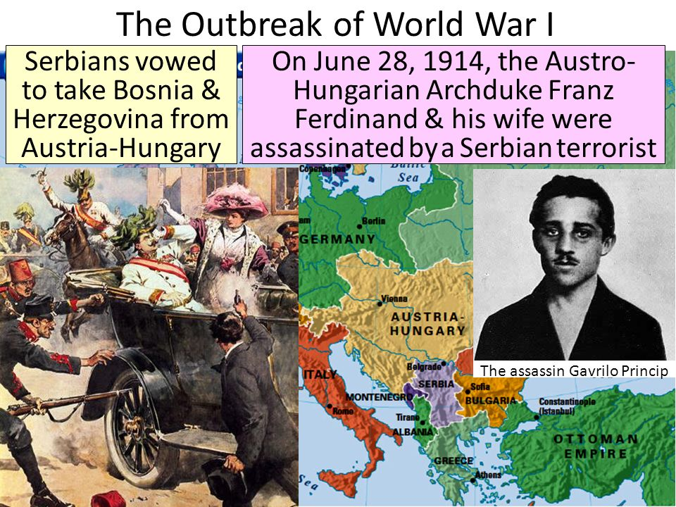 the outbreak of war in europe Outbreak of first world war still waiting on google docs, trying again 0 a chain of events brought the central powers, led by the german empire and austria- hungary, to war with the éntente, led by britain, france and russia a localised conflict in south western europe between austria-hungary and serbia quickly.