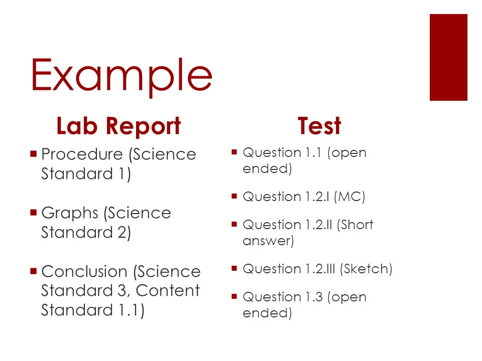 how to write management research reports good resume object     layout of lab report