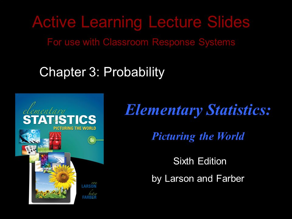 """elementary statistics """"all models are wrong, some are useful"""" - (george box, 1919-."""