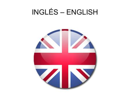 INGLÉS – ENGLISH. Una expresión – An expression April showers bring May flowers. => Explicación – Explanation: Something bad or unpleasant today may bring.