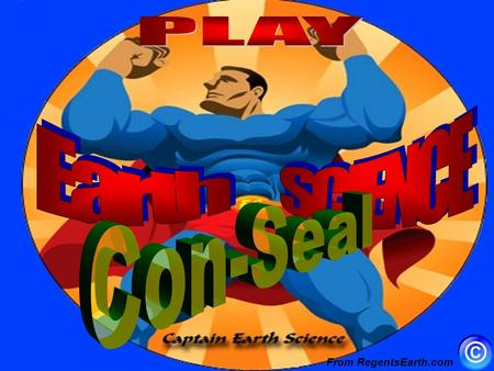 PLAY SCIENCE Earth Con-Seal From RegentsEarth.com.