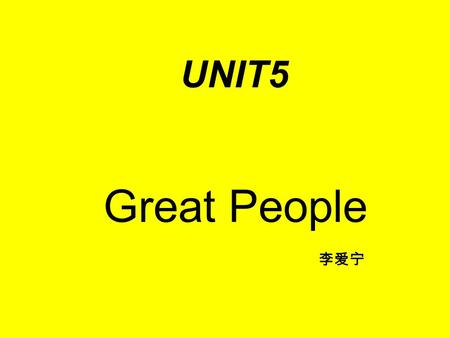 Great People UNIT5. Part1: Key Words 1.A.life B.lives C.leaves D.leaf 2.A.die B.died C.dead D.death 3.A.succeed B.develop C.1976 D.rice 4.A.well-known.