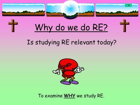 Is studying RE relevant today?