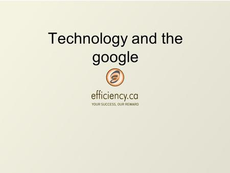 Technology and the google. Challenges to economic development? Most economic developers face similar challenges, besides not having adequate funding,