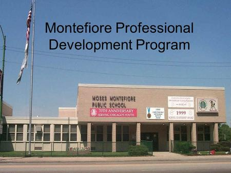 Montefiore Professional Development Program. 1997-1999 Technology Startup Stand alone computers Oracles Promise wires part of the building Technology.
