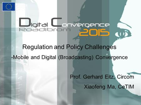Regulation and Policy Challenges