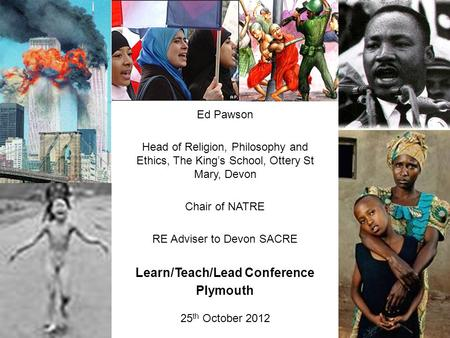 Learn/Teach/Lead Conference
