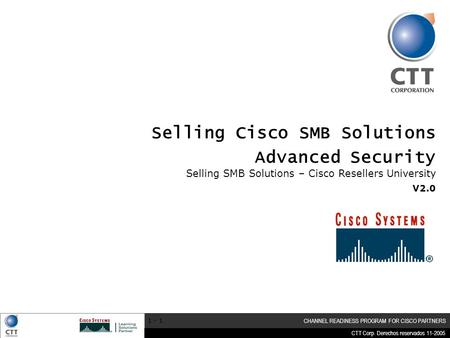 Objectives Upon completion of this module, you will be able to perform the following tasks: Describe the features and functionality of the Cisco Low End.