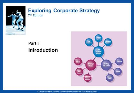 Exploring Corporate Strategy 7th Edition