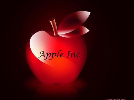 Apple Inc. Apple Biography Apple Computer INC. was co-founded in 1976 by the CEO of Apple Steve P. Jobs, and it was incorporated in California On January.